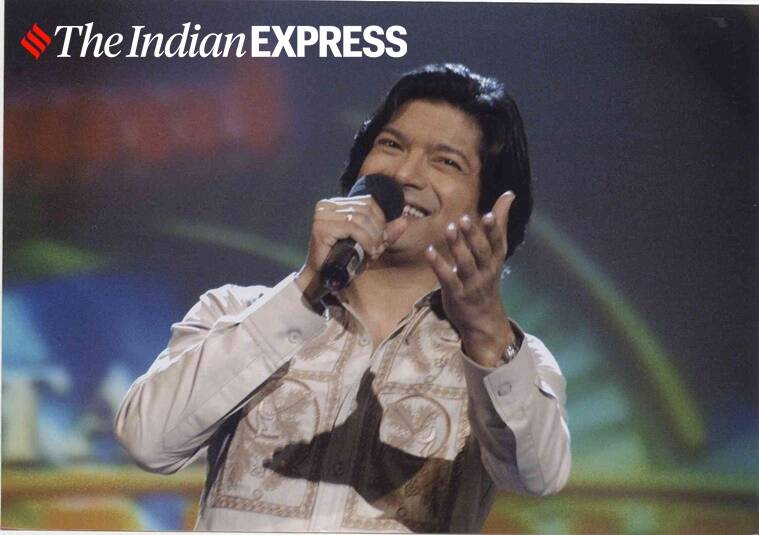 shaan host voice of india