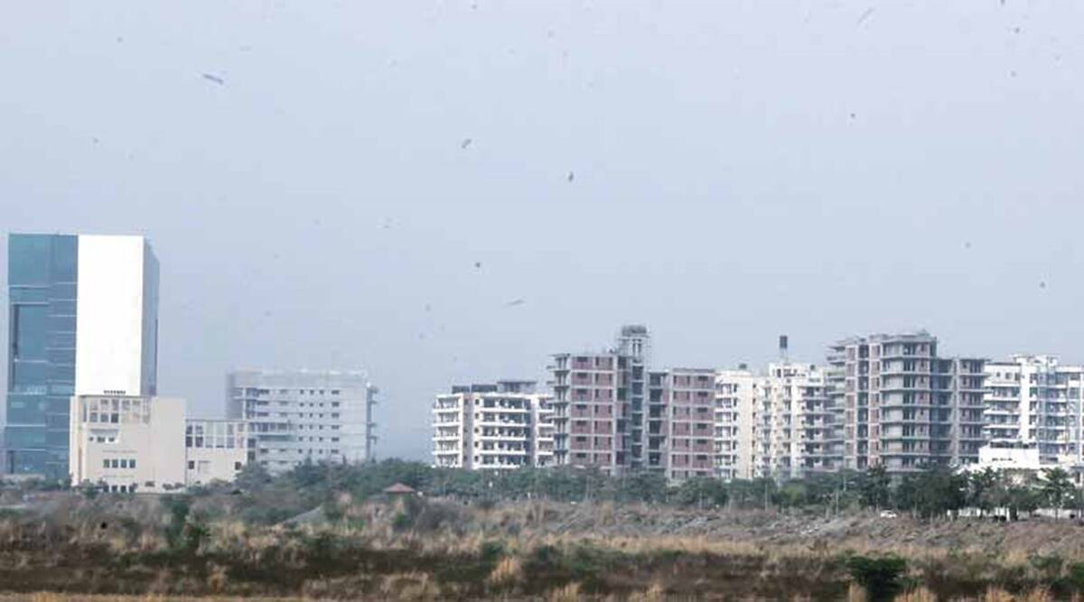 Residents of Gurgaon's Emerald Hills demand access road to society