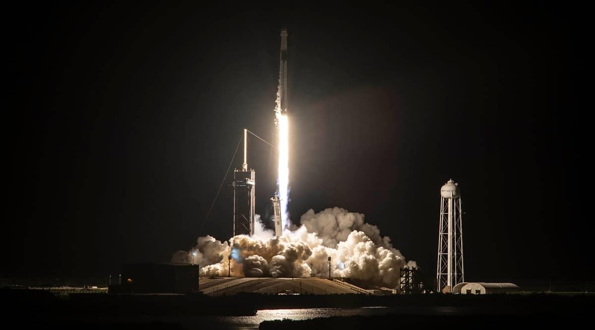 SpaceX Launches Inspiration4 All-Civilian Crew Into Orbit