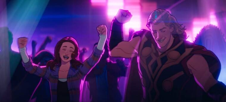 Thor what if, jane foster what if