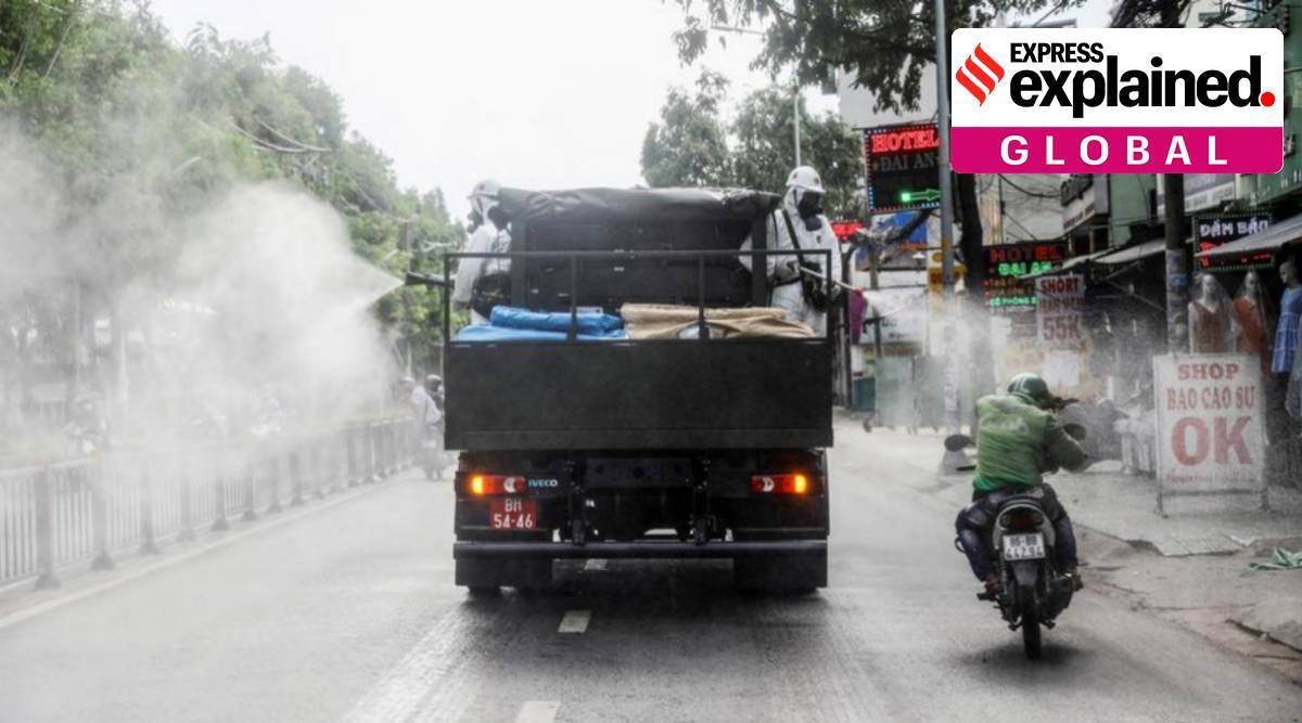 Photo of Covid-19: How the delta variant has shattered Vietnam's success   Deutsche Welle