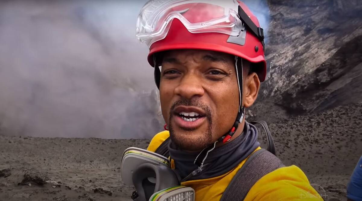 Welcome to Earth, will smith Welcome to Earth, Welcome to Earth trailer