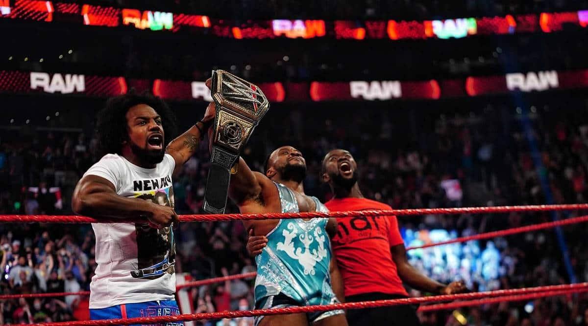 WWE Raw Results, Big e