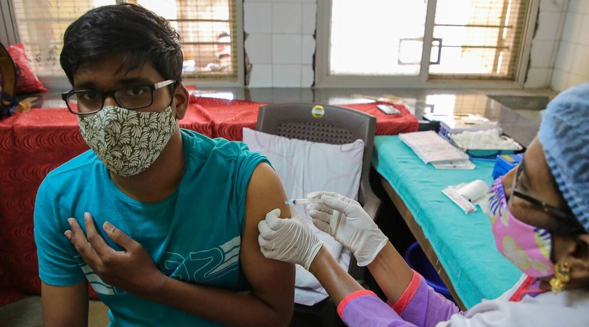 Pune covid-19, Covid vaccination, Covid vaccine, Covid vaccine first dose, Pune, Pune news, Indian express, Indian express news, Pune latest news