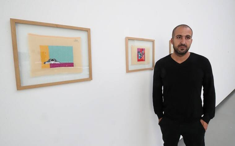 Palestinian artist, Palestinian artist Majd Abdel Hamid, Majd Abdel Hamid artist