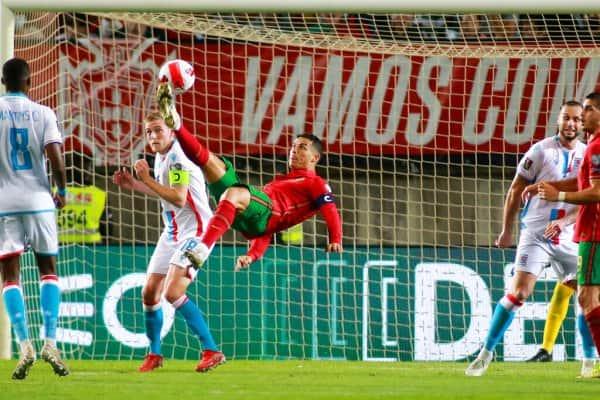 Cristiano Ronaldo de Portugal,