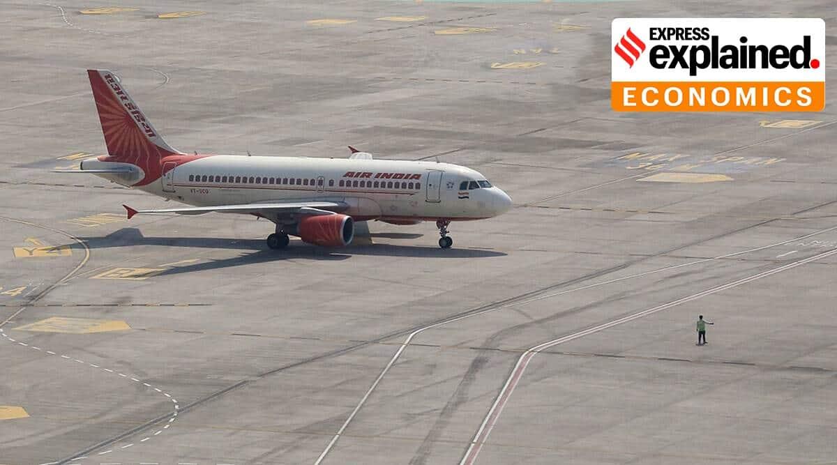 Air India Tata Group deal, Air India sale, air india ratan tata, air india share price, tata airlines, air india, Indian Express