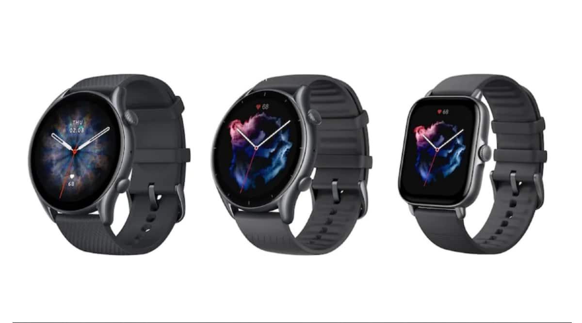 Amazfit GTR 3, Amazfit GTS 3, Amazfit GTR 3 launched, Amazfit GTS 3 launched, amazfit smartwatches, amazfit wearables, smartwatch under rs 15000, amazfit, smartwatches, Amazfit GTS