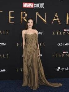 Eternals premiere: Celebs step out in stylish looks