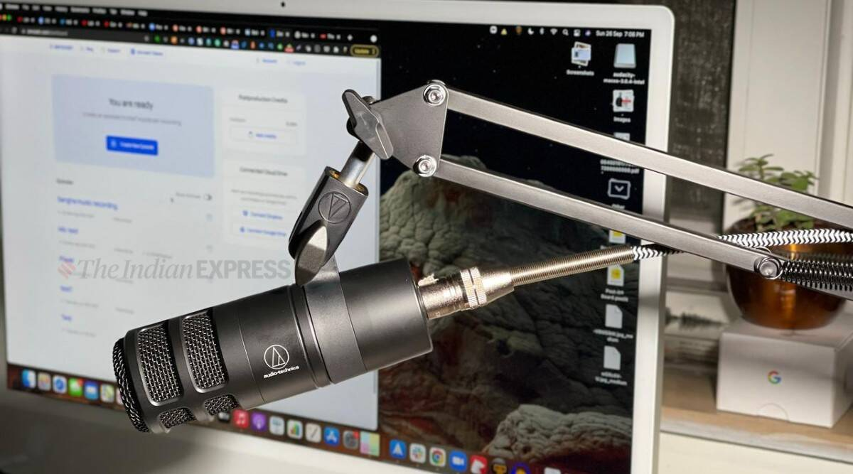 dynamic microphone, microphone, audio-technica, podcast, microphone review, microphone price