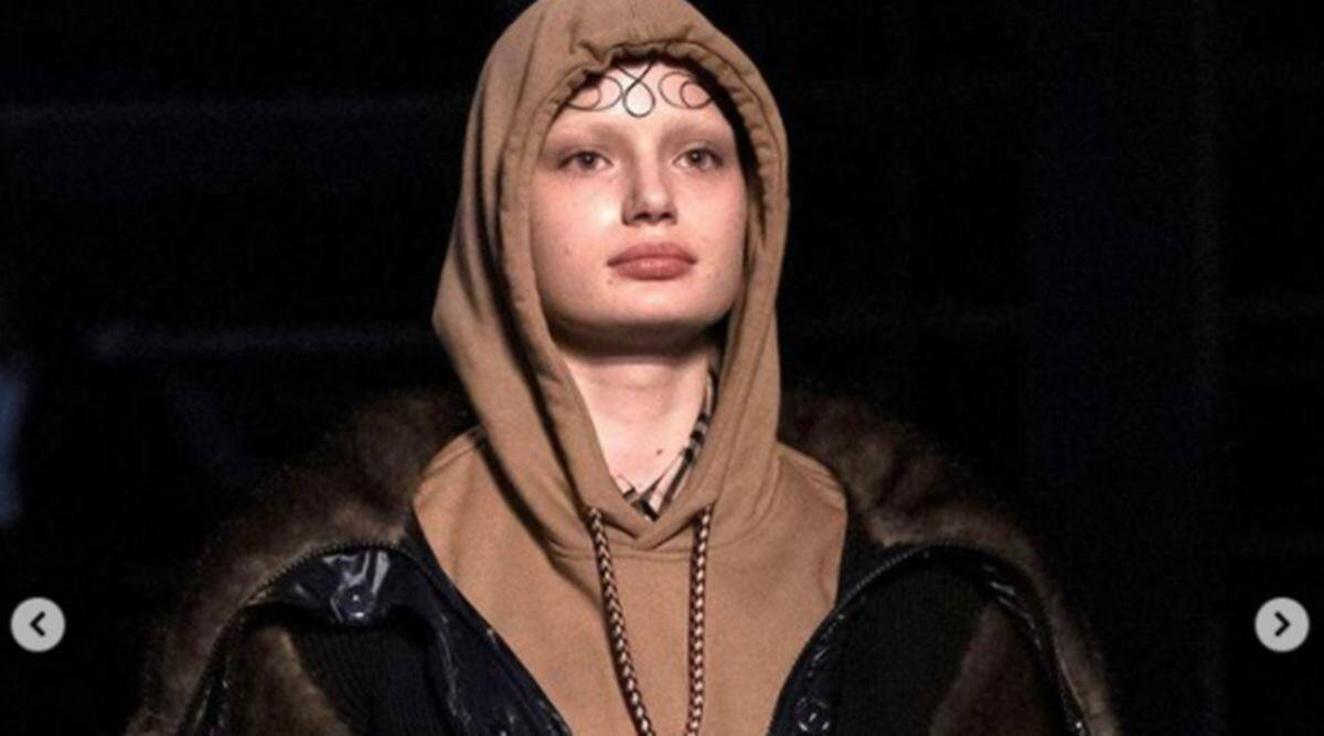 fashion, bizarre fashion, Givenchy necklace, Burberry hoodie, noose necklace, suicide hoodie, Diet Prada, mental health, indian express news