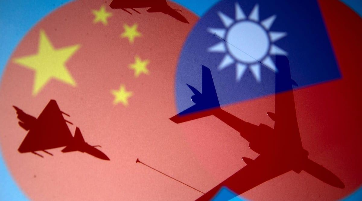 Taiwan, China, Australia, Japan, China military activities, Taipei, World news, Indian Express, Indian Express news, current affairs
