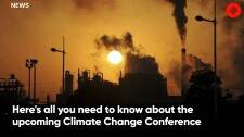 Here's all you need to know about the upcoming Climate Change Conference