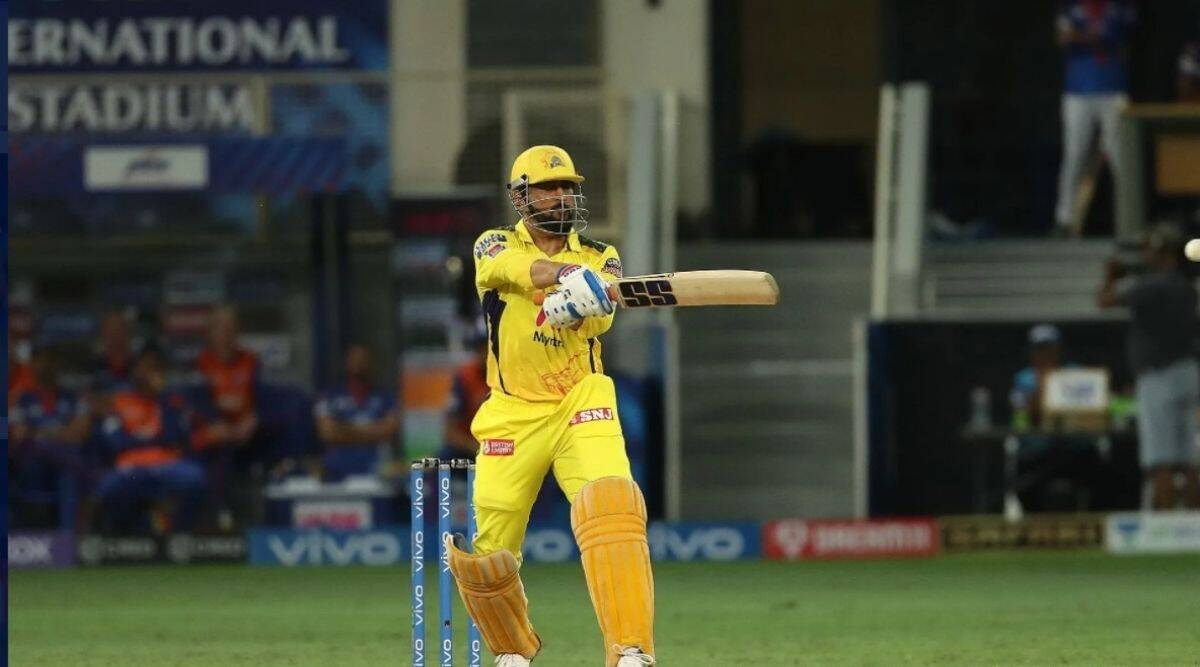 Dhoni rolls back the years to take CSK into final after Gaikwad-Uthappa take Capitals to cleaners