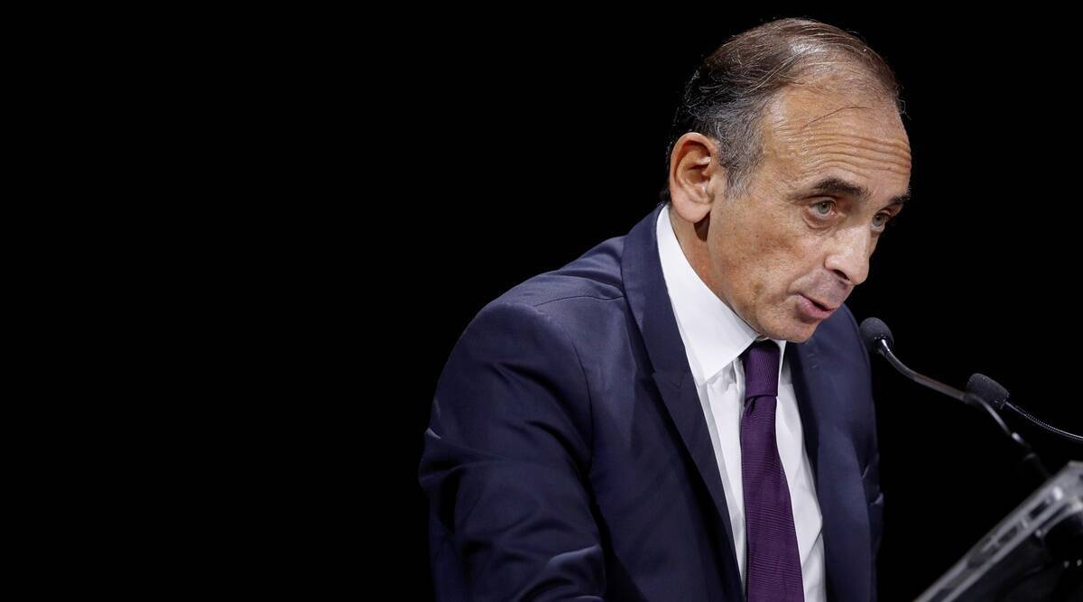 Éric Zemmour, Who is Éric Zemmour, Donald trump, Far right Pundit, France, French politics, world news