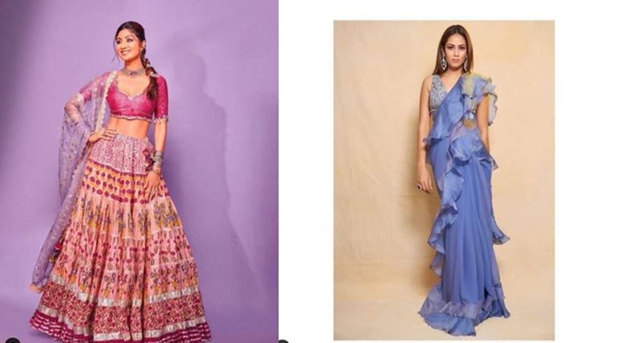 Indian weddings, wedding trends, what to wear to a wedding, wedding outfit ideas for bridesmaids, bridesmaid fashion, fashion ideas for bridesmaids, indian express news