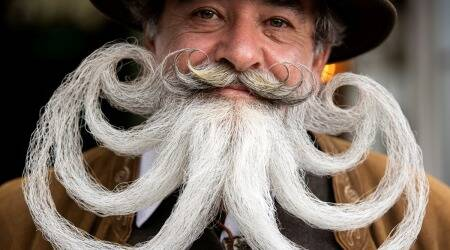 German Moustache and Beard Championships, German Moustache and Beard Championships pics