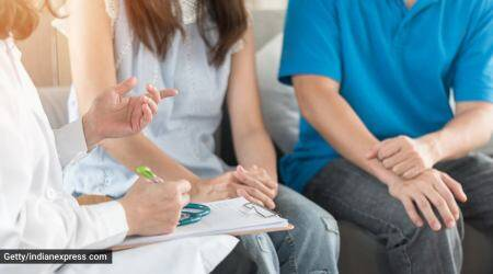 in-vitro fertilization (IVF), IVF treatment, IVF, IVF counselling, couples opting for IVF, IVF and mental health, emotional impact of IVF, IVF counsellors, indian express news