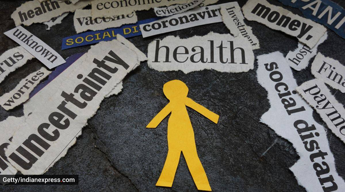 mental health, mental health for kids, mental health impact of the pandemic, UNICEF survey, UNICEF findings, UNICEF report, parenting, indian express news