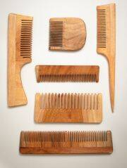 Haircare tips Why you should use neem wood combs