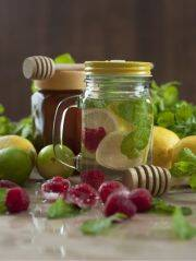 Healthy drinks you should consume on an empty stomach, as shared by lifestyle coach Luke Coutinho