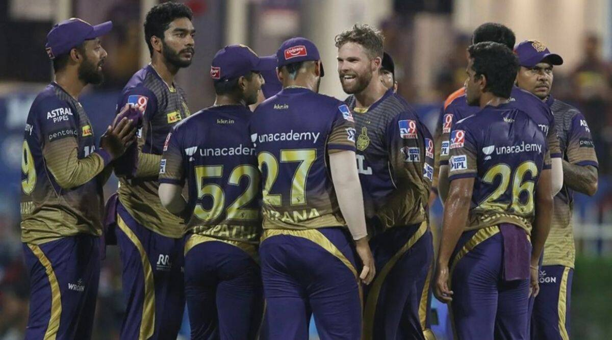 A night to remember for KKR: Kolkata all but seal the fourth playoff spot with 86-run win over Rajasthan