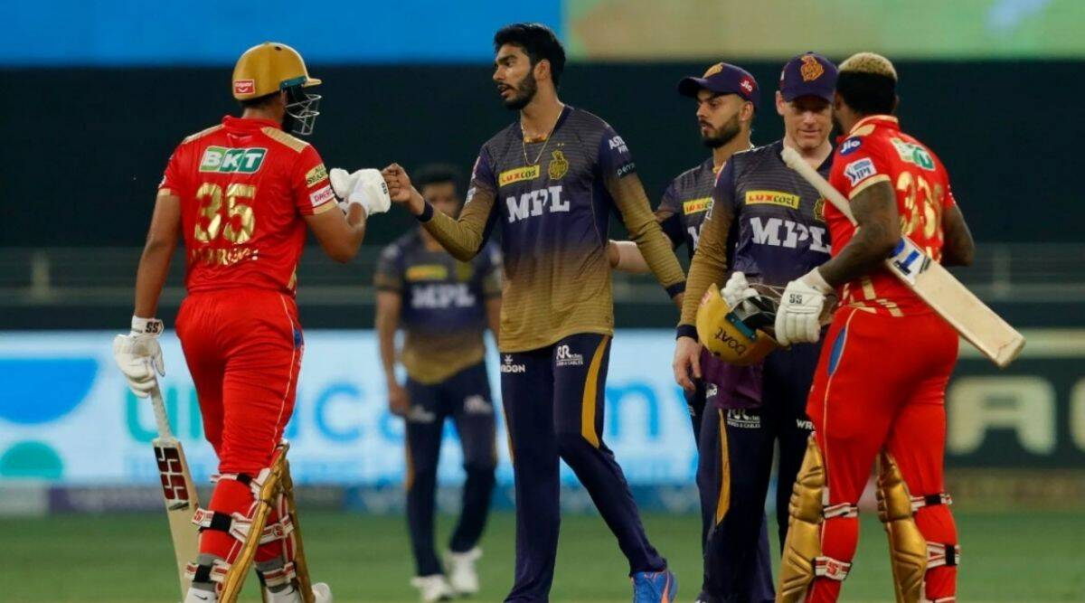 Knights drop the ball, points: Kings benefit from KKR's fielding errors to stay in Playoff contention