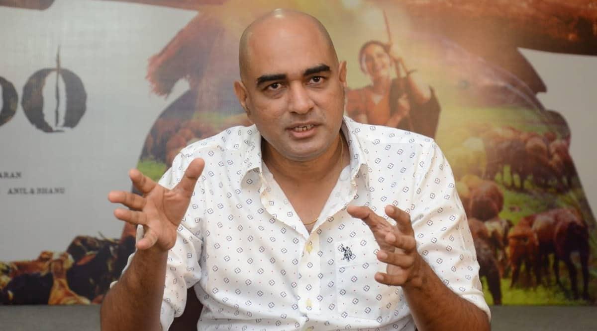 Director Krish Jagarlamudi
