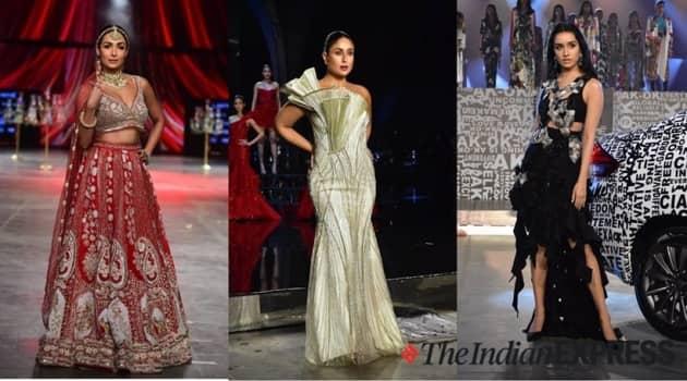 lakme fashion week, lakme fashion week highlights, lakme fashion week showstoppers