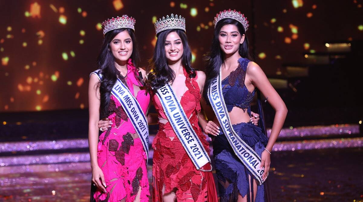 Harnaaz Sandhu, Harnaaz Sandhu Miss Universe, Miss Universe 2021