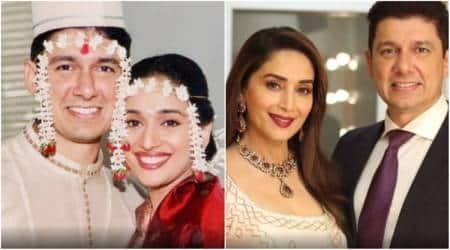 Madhuri Dixit wedding anniversary
