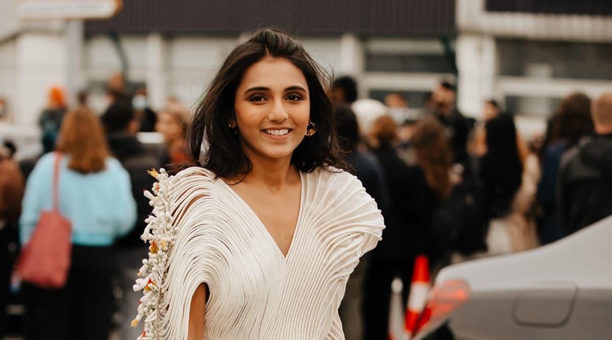 Masoom Minawala, Paris Fashion Week