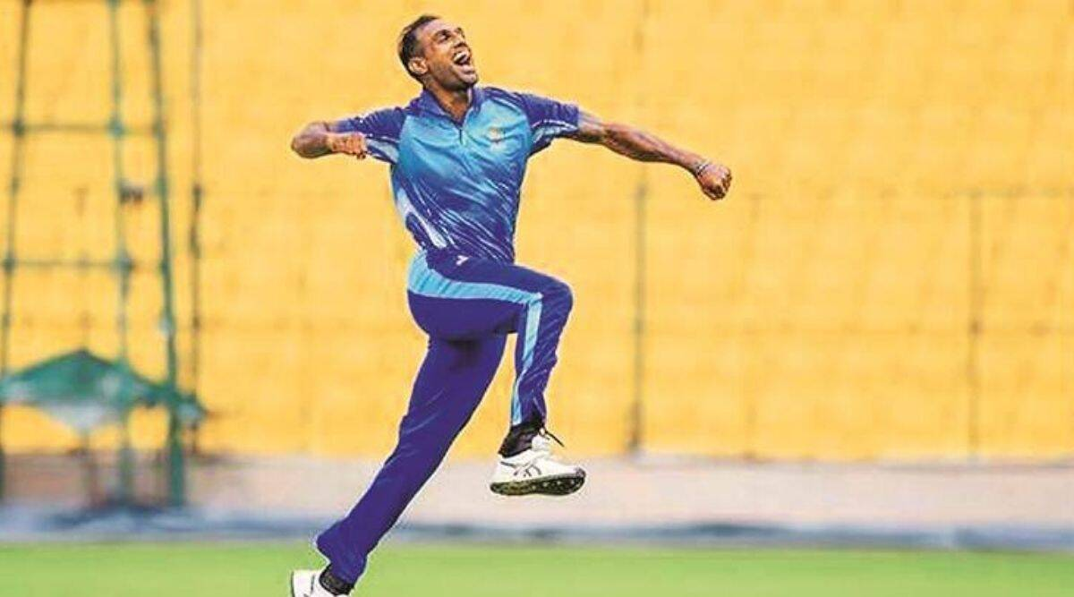 Former India pacer Abhimanyu Mithun retires