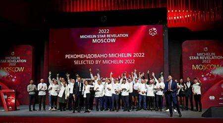 Moscow, Moscow restaurants, first Michelin-starred eateries in Moscow, Michelin star, indian express, indian express news