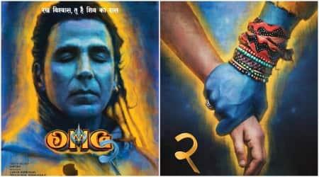 akshay Kumar in OMG2