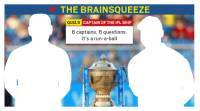 The IPL captains quiz: Answers & Winners