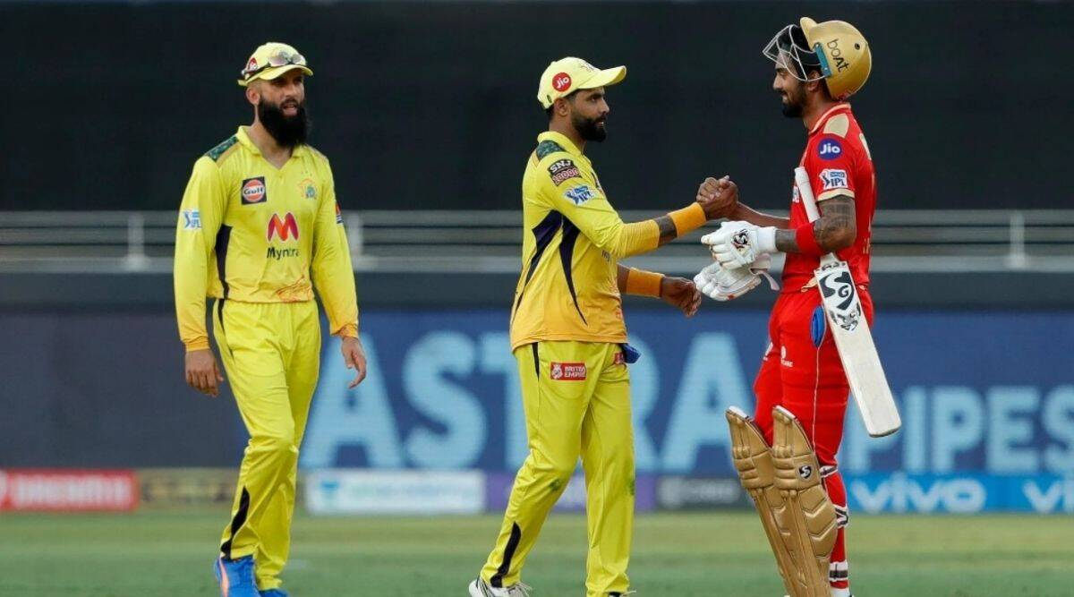 IPL 2021 Live Score, CSK vs PBKS Highlights: Rahul steers PBKS to 6 wicket  win against CSK | Sports News,The Indian Express