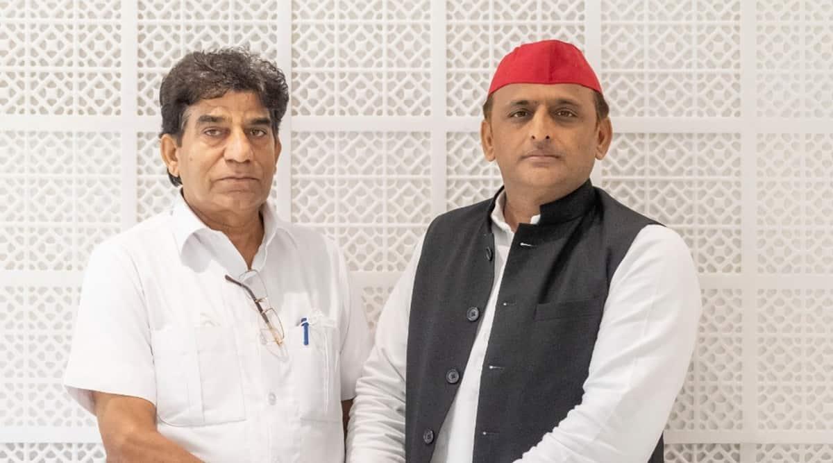 Raja ram pal yadav, SP, Akhilesh yadav, UP election 2022, Lucknow, Lucknow news, Indian express, Indian express news, current affairs