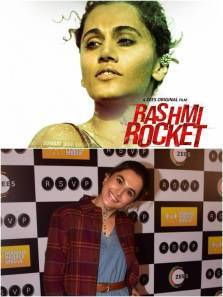 Rashmi Rocket screening: Taapsee Pannu, Ammy Virk and others attend