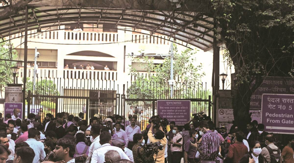 Delhi: After Rohini shootout, police flag loopholes in court security