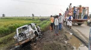lakhimpur violence bjp workers lynching