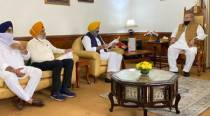 Sikh delegation reaches Meghalaya, requests Guv to intervene in relocation decision