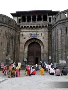 In pictures: Pune's Shaniwar Wada fort