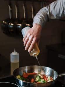 Simple ways to reduce oil intake