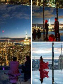 Stunning views from New York City and newest observation deck