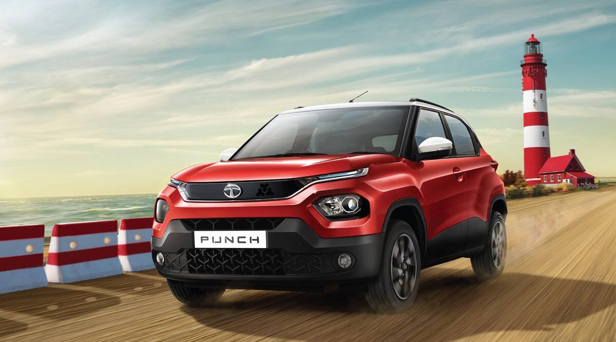 tata punch, tata punch features, tata punch design, tata punch colours, tata punch price