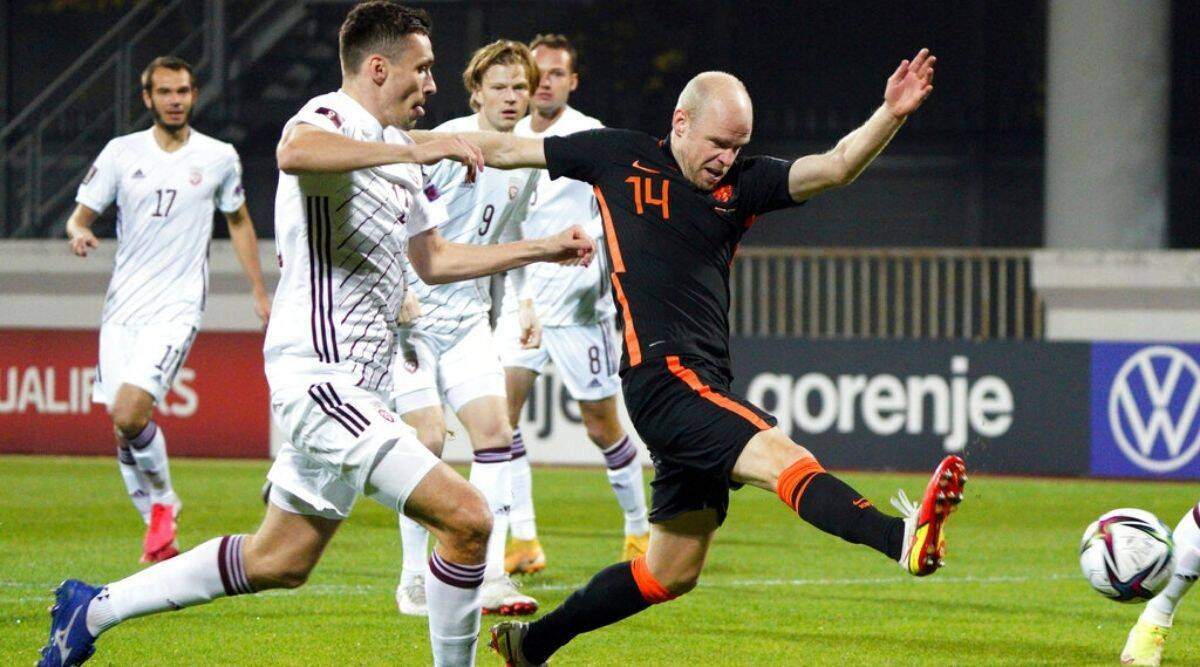 Latvia and the Netherlands