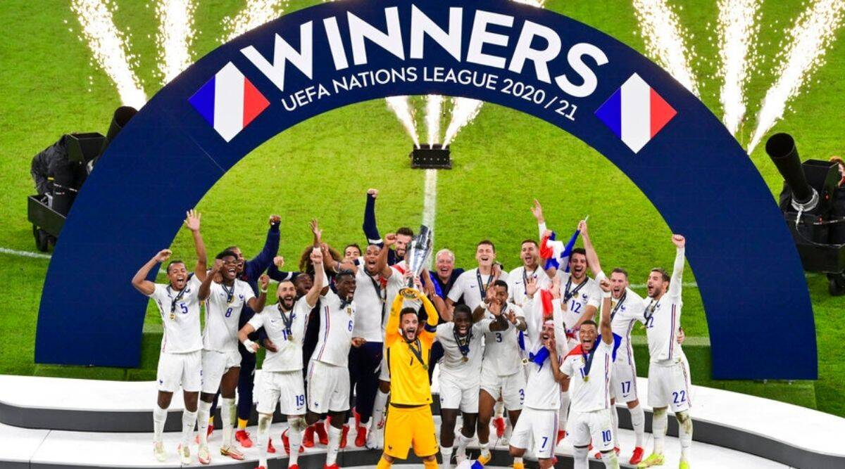 France vs Spain, nations league