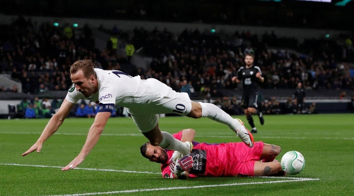 Tottenham Hotspur v Mura