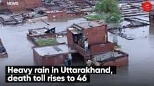 Uttarakhand rain toll rises, landslides cut off Nainital